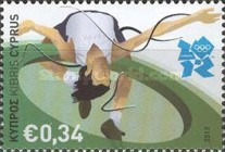 [Olympic Games - London, England, type ANX]