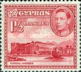 [King George VI,, type AO]