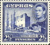 [King George VI,, type AP]