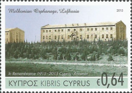 [The 100th Anniversary of the Armenian Genocide, Melkonian Orphanage - Joint Issue with Armenia, type ARA]
