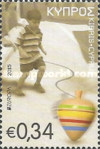 [EUROPA Stamps - Old Toys, type ARC]