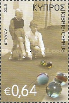 [EUROPA Stamps - Old Toys, type ARD]
