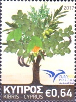 [EUROMED Issue - Trees in the Mediterranean, type ATC]