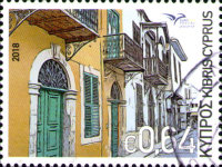 [EUROMED Issue - Houses in the Mediterranean, type ATT]