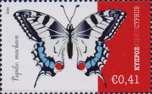 [Insects - Butterflies, type AUZ]