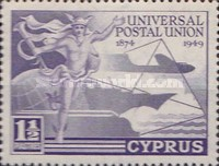 [The Universal Postal Union, type AZ]