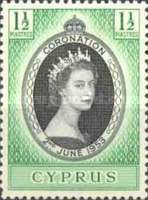 [The Crowning of Elizabeth II, type BD]