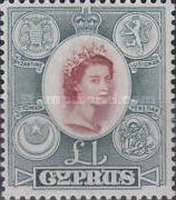 [Queen Elizabeth II, type BS]