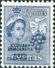 [Stamps of 1955 Overprinted, type BT1]