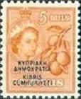 [Stamps of 1955 Overprinted, type BT2]
