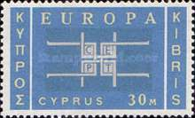 [EUROPA Stamps, type CU1]