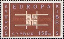 [EUROPA Stamps, type CU2]