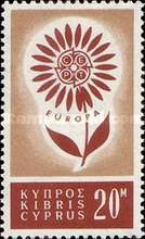 [EUROPA Stamps, type DF]