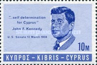 [In Memorial of J.F.Kennedy, type DK]