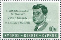 [In Memorial of J.F.Kennedy, type DK1]
