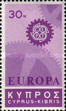 [EUROPA Stamps, type ES1]