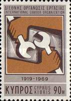 [The 50th Anniversary of the International Labour Organization, type FN1]