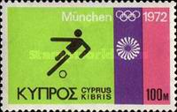 [Olympic Games - Munich, West Germany, type HP]