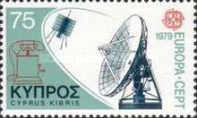 [EUROPA Stamps - Post & Telecommunications, type MD]