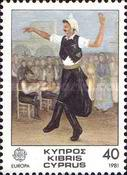 [EUROPA Stamps - Folklore, type NX]