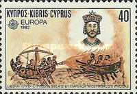 [EUROPA Stamps - Historic Events, type OQ]