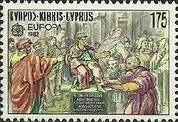 [EUROPA Stamps - Historic Events, type OR]