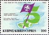 [The 150th Anniversary of the Boy Scout Movement, type OW]