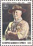 [The 150th Anniversary of the Boy Scout Movement, type OX]