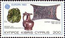 [EUROPA Stamps - Inventions, type PH]