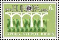 [EUROPA Stamps - Bridges - The 25th Anniversary of CEPT, type PZ]