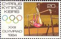 [Olympic Games - Los Angeles, USA, type QD]