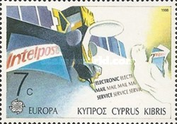 [EUROPA Stamps - Transportation and Communications, type TD]