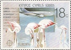 [EUROPA Stamps - Transportation and Communications, type TG]