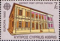 [EUROPA Stamps - Post Offices, type VF]
