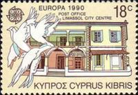 [EUROPA Stamps - Post Offices, type VG]