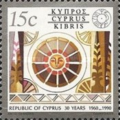 [The 30th Anniversary of the Republic, type VL]