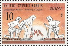 [EUROPA Stamps - Great Discoveries, type XY]