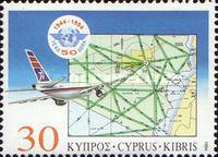 [The 50th Anniversary of ICAO, type YK]