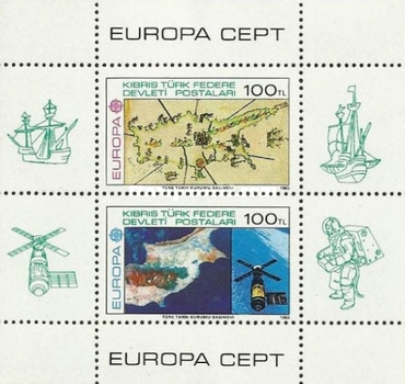 [EUROPA Stamps - Inventions, type ]