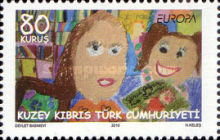 [EUROPA Stamps - Children's Books, type AAH]