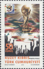 [Football World Cup - South Africa, type AAN]