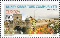[EUROPA Stamps - Visit Cyprus, type ACB]