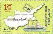 [EUROPA Stamps - Ancient Postal Routes, type AGE]