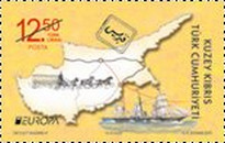 [EUROPA Stamps - Ancient Postal Routes, type AGF]