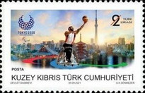 [Summer Olympic and Paralympic Games 2020 - Tokyo, Japan 2021, type AGK]