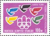 [The Olympic Games - Montreal, type AI]