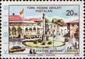 [Tourist stamps, type AL]