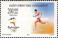[Olympic Games - Sydney, Australia, type TA]
