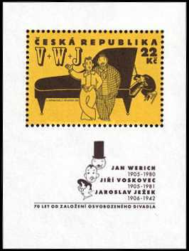 [The 70th Anniversary of the Free Theatre, type ]