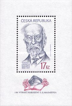 [The 150th Anniversary of the Birth of T.G. Masaryk(1850-1937), type ]